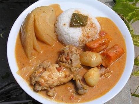 Poulet Mafe A La Sauce D Arachide Afrik Cuisine Com Toute La