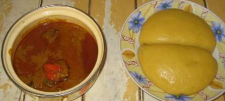 Sauce graine de c te d 39 ivoire afrik toute la cuisine de l 39 afrique - Recette de cuisine cote d ivoire ...